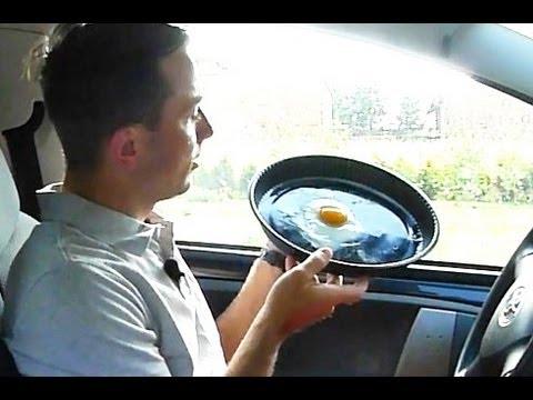 Jajko Usmażone W Samochodzie - Nauka. To Lubię