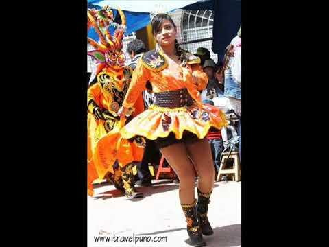 ((Coleccion)) BANDA REAL MAJESTAD DE JULIACA - Diablada Puneña 2010-2013