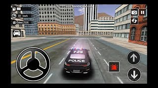 Police Drift Car Simulator Driving 3D & All Police Cars Unlocked & Android GamePlay HD #3