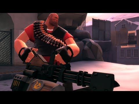 TF2: Heavy Adventure [Live Commentary]
