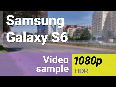 Samsung Galaxy S6 (1080p, HDR on)