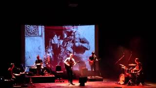 PEDRO AZNAR - Wake Me Up When September Ends en vivo 24-05-2014 Mar Del Plata