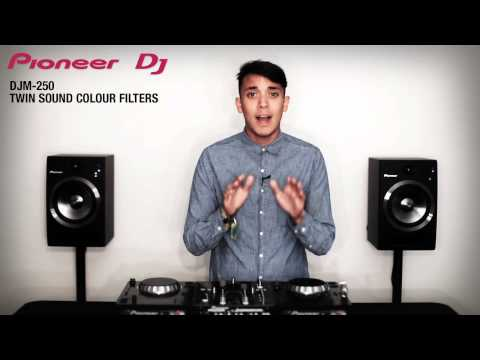 Pioneer new mixer DJM-250 introduction