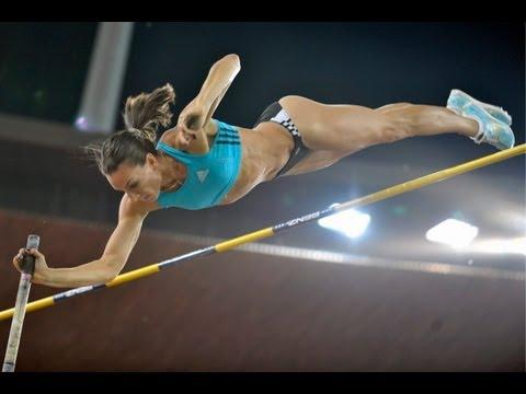 Isinbayeva - Елена Исинбаева - London Olympic Games 2012