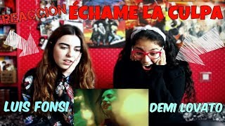 Download Lagu Luis Fonsi, Demi Lovato - Échame La Culpa REACCIÓN| KATRI´S LIFE Gratis STAFABAND