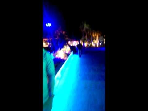 Dubai Atlantis at the Palm Night Time