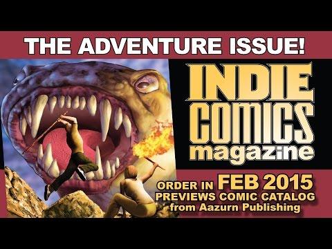 Indie Comics