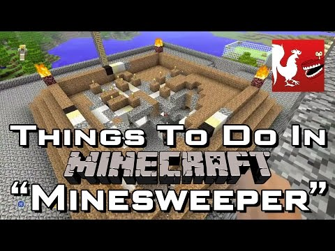 Things to do in: Minecraft - Minesweeper