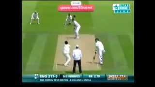 Dhoni Bowling in england
