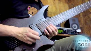 """Skyphobia"" from our new album ""G.O.D.II""(strandberg BODEN8)"