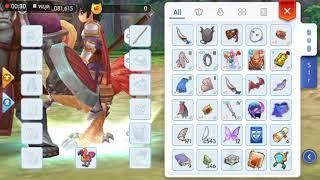 Knight สายหอก Ragnarok mobile