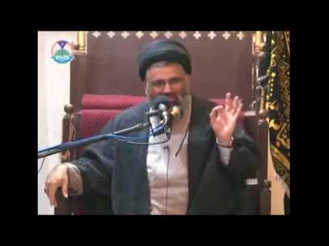 Qiyamat mein Shafayat kis ki ho gi    شفاعت کس کی ہو گی؟   Agha Syed Jawad Naqvi