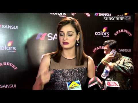Red Carpet Stardust Awards | Dia Mirza