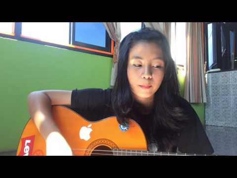 Dhyo Haw - Tetap Tersenyum Kawan (cover)