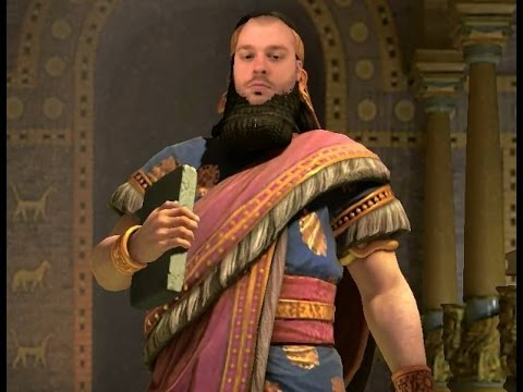 MP 080 Stream: Morocco (Civilization V Brave New World 6 Player Free For All) Gameplay/Commentary