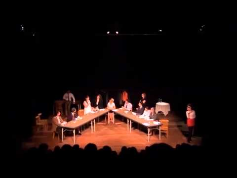 12 Angry Jurors - ISN Leiden Theater Group