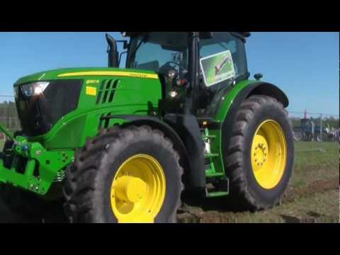 Traktordiena 2012/ John Deere 6R 7R 8R/ Tractor day 2012