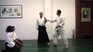 Aikido in Three Easy Lessons in 11 mins.