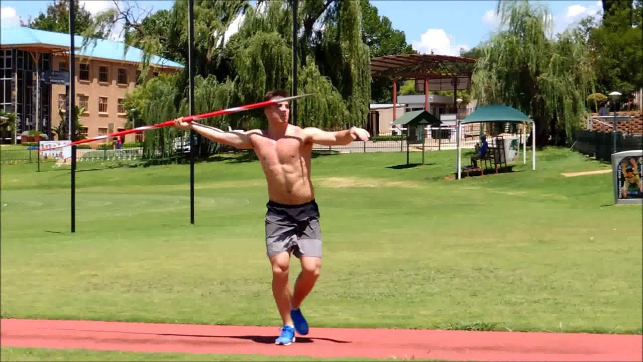 Javelin Throw Field Javelin Throw Kim Amb