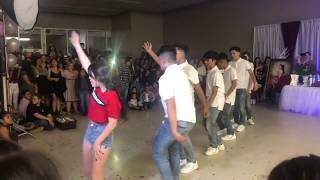 Angelica's Surprise Dance| Tribal,Reggaeton,Cumbia,Bachata,Merengue,Huapango,Hip Hop