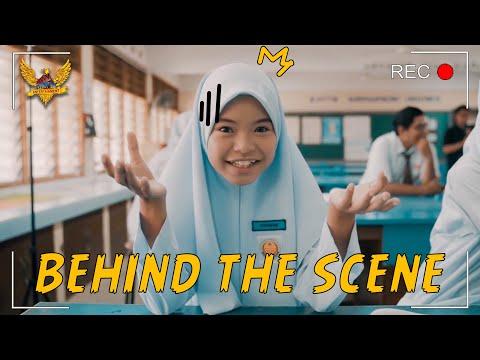 Download Syafa Wany - Malu-Malu Kucing | Behind The Scene Mp4 baru