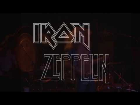"Led Zeppelin vs. Iron Maiden - ""Whole Lotta Trooper"""