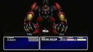 FF7 - Gold Saucer Special Battle