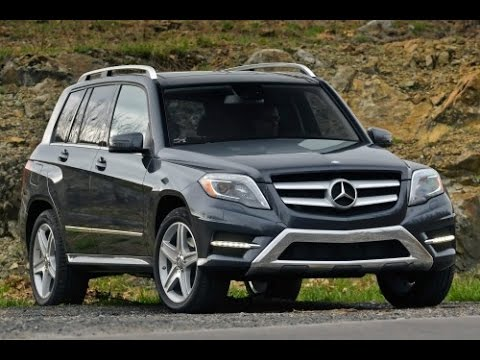 2015 Mercedes-Benz GLK Class (GLK 350) Start Up and Review 3.5 L V6