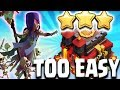 TOO EASY!!! BEST TH10 ATTACK STRATEGY FOR WAR 2017   Clash of Clans