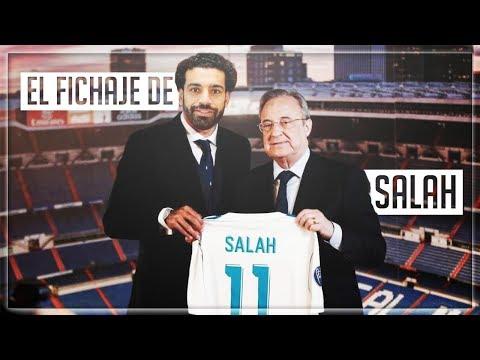 EL FICHAJE DE SALAH POR EL REAL MADRID thumbnail