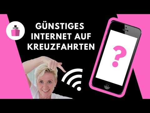Günstiges Internet auf Kreuzfahrten? 5 Tipps für AIDA und Tui Cruises! #lLandgang24