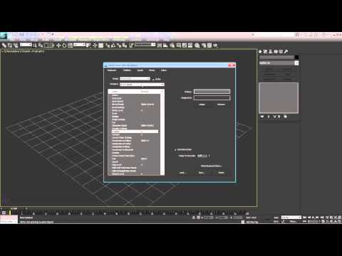 Creating Keyboard Shortcuts in 3D Studio Max