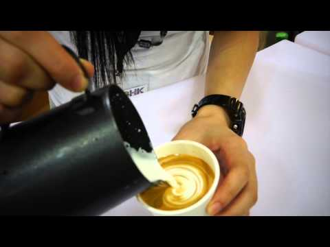 2015 finals of Hong Kong Coffee Championship