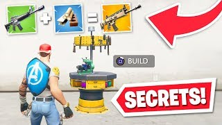 10 SECRETS you MUST TRY in Fortnite Chapter 2!