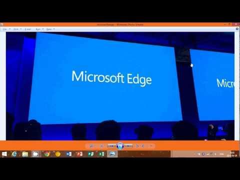 Windows 8.1 New microsoft Edge browser coming soon on Windows 10