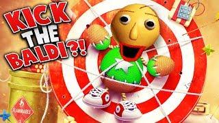 KICK THE BALDI?!   Kick The Buddy Mobile Gameplay