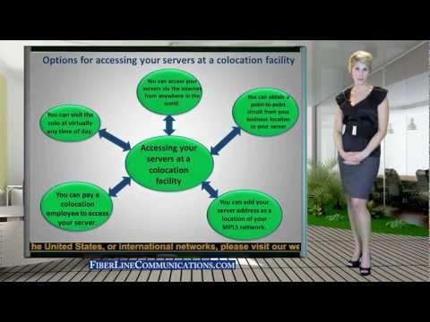 Colocation data centers, Collocation, Co-location