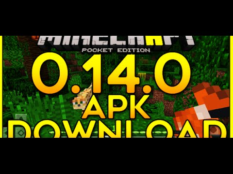 Download Minecraft Pe 0.14.0 Alpha Build 1( Review )