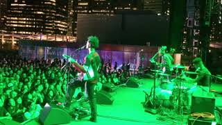 Unlocking The Truth on The Rooftop @ Pier 17 opener for Slash