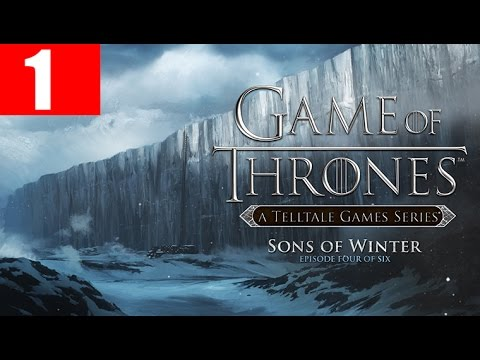 Game of Thrones  Episode 4 Walkthrough Part 1 Sons of WInter Gameplay Let's Play 1080p No Commentary
