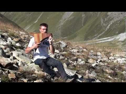 Amazing Grace, David Döring, Panflöte in den Bergen, Panflute