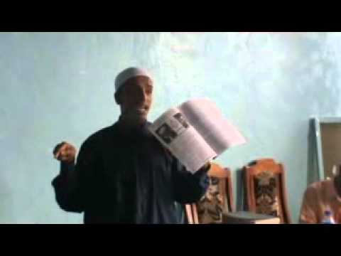 debate - Ethiopian Muslim & Cristan interfiath debate in Harar Part1