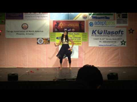 Telugu 2013 Latest Hits - Dance Performance (iddarammayilatho Violin Song) video