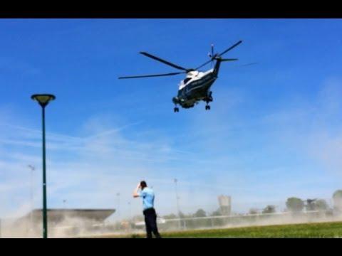D-Day 2014 - Obama à Blainville-sur-Orne (Multicam + gros plans)