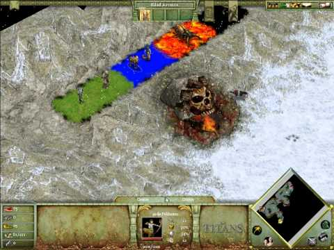 Age Of Mythology: El Regreso Del Dominio Titan, Cap5: los templos en midgar