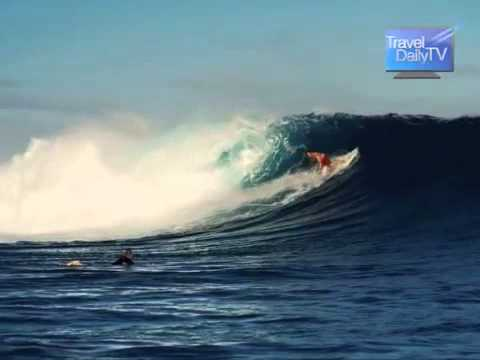 Tourism Fiji ads - 15s Surf TVC
