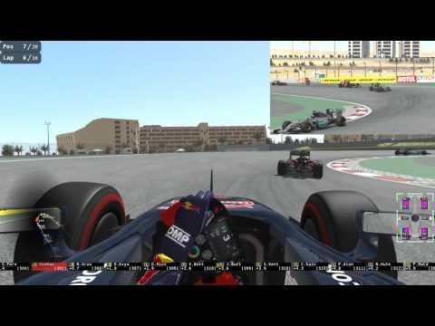 RF2 F1@Dubai