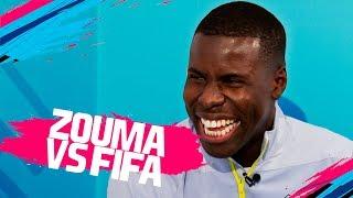 """I could beat Pogba in a race!"" | KURT ZOUMA VS FIFA 19 🔥🔥🔥"