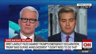 Anderson Cooper Says Trump's 'Urgency' Has Been Two Years In The Making