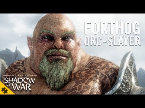 СЮЖЕТНЫЕ ЗАДАНИЯ - Middle-earth: Shadow of War #2